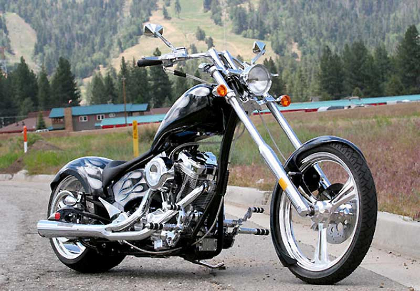 2009 Big Bear Choppers The Sled Chopper