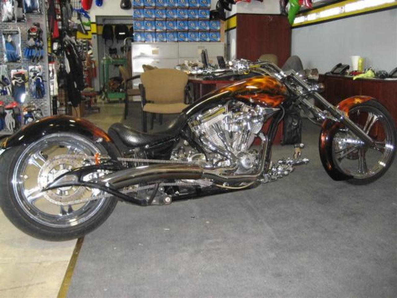 Big Bear Choppers Sled 100 Smooth Carb 2010 images #63627