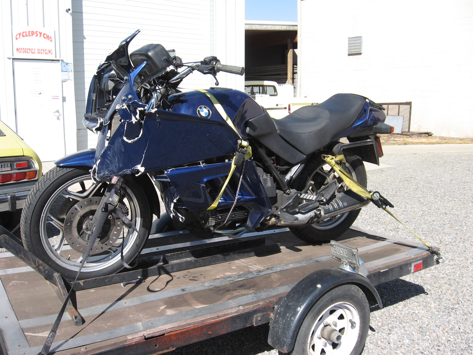BMW K75RT 1990 images #5119