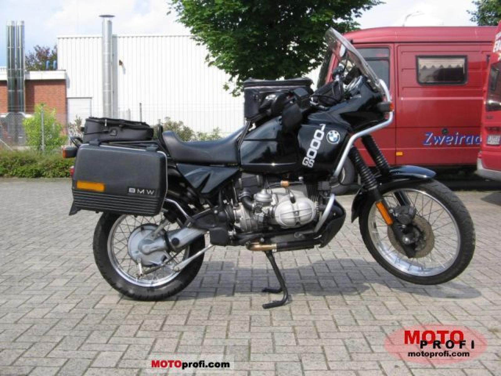 BMW R100GS Paris-Dakar images #77488