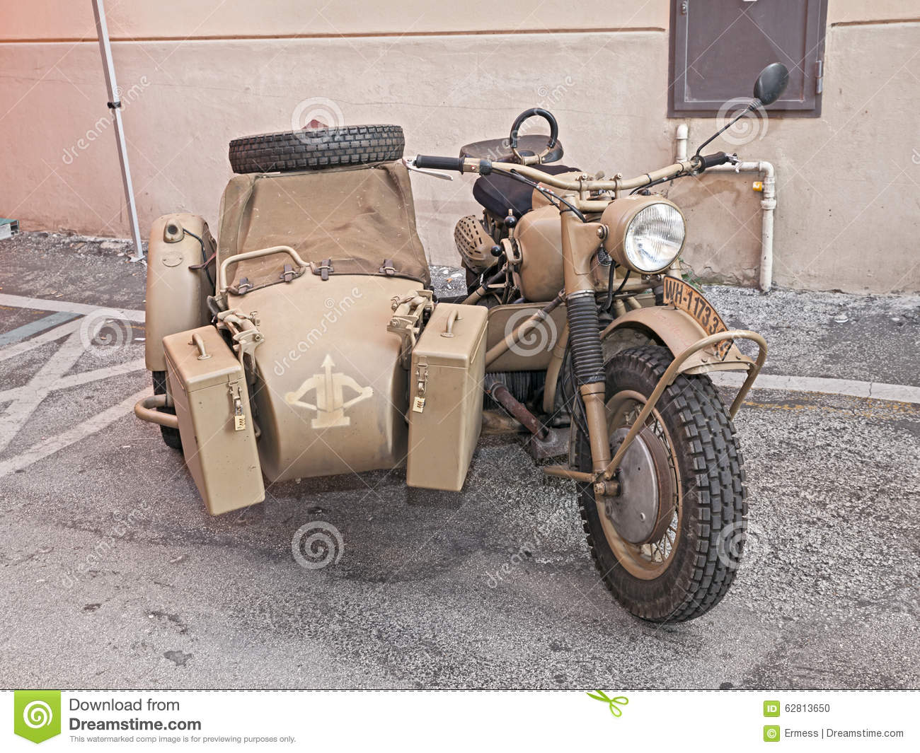 BMW R75 with sidecar images #146269