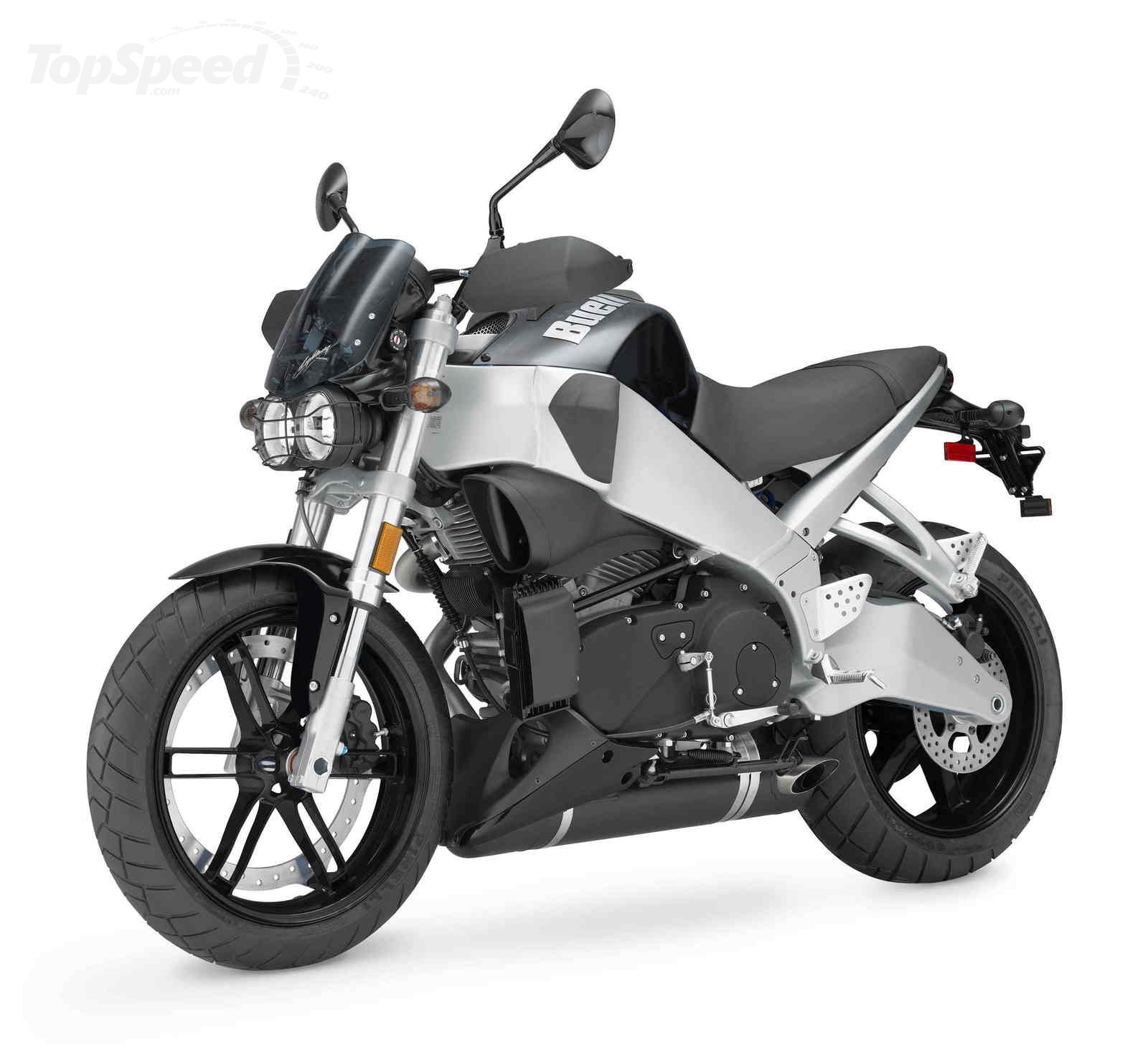 Buell Lightning CityX XB9SX 2008 wallpapers #137732