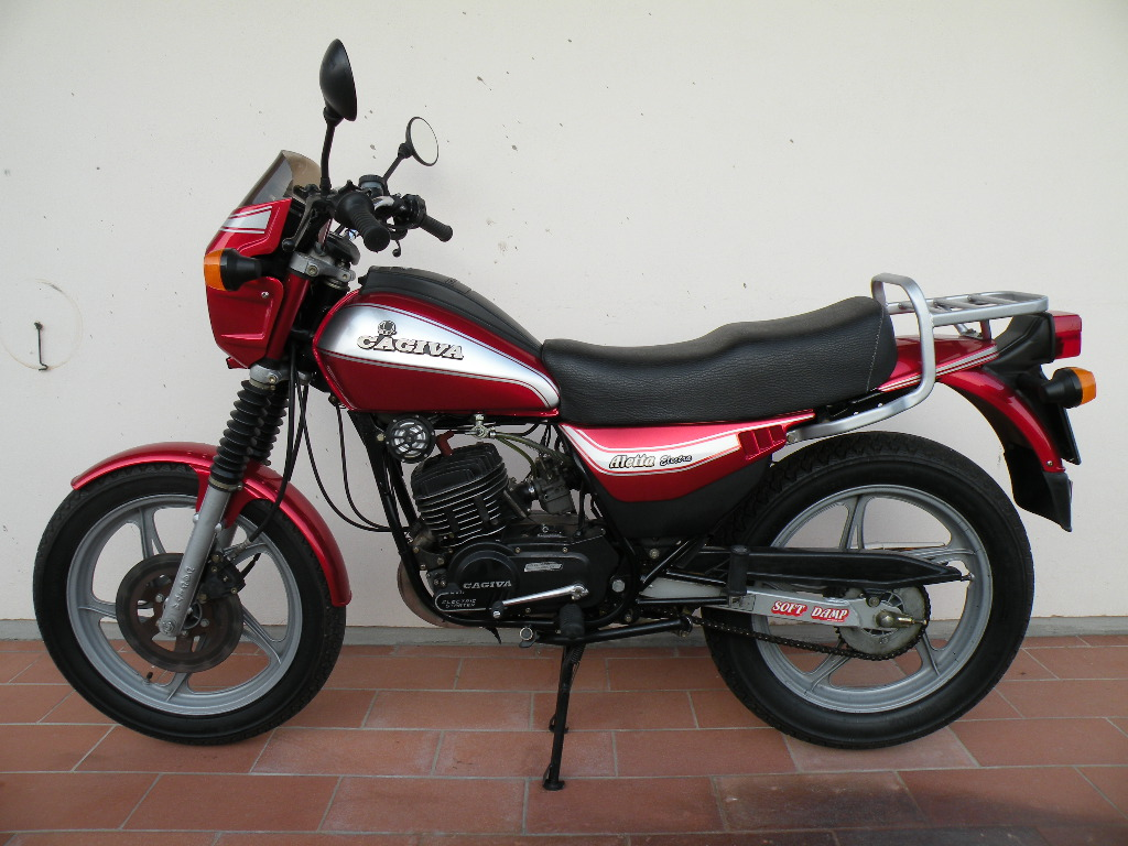 Cagiva SX 350 1979 images #66618