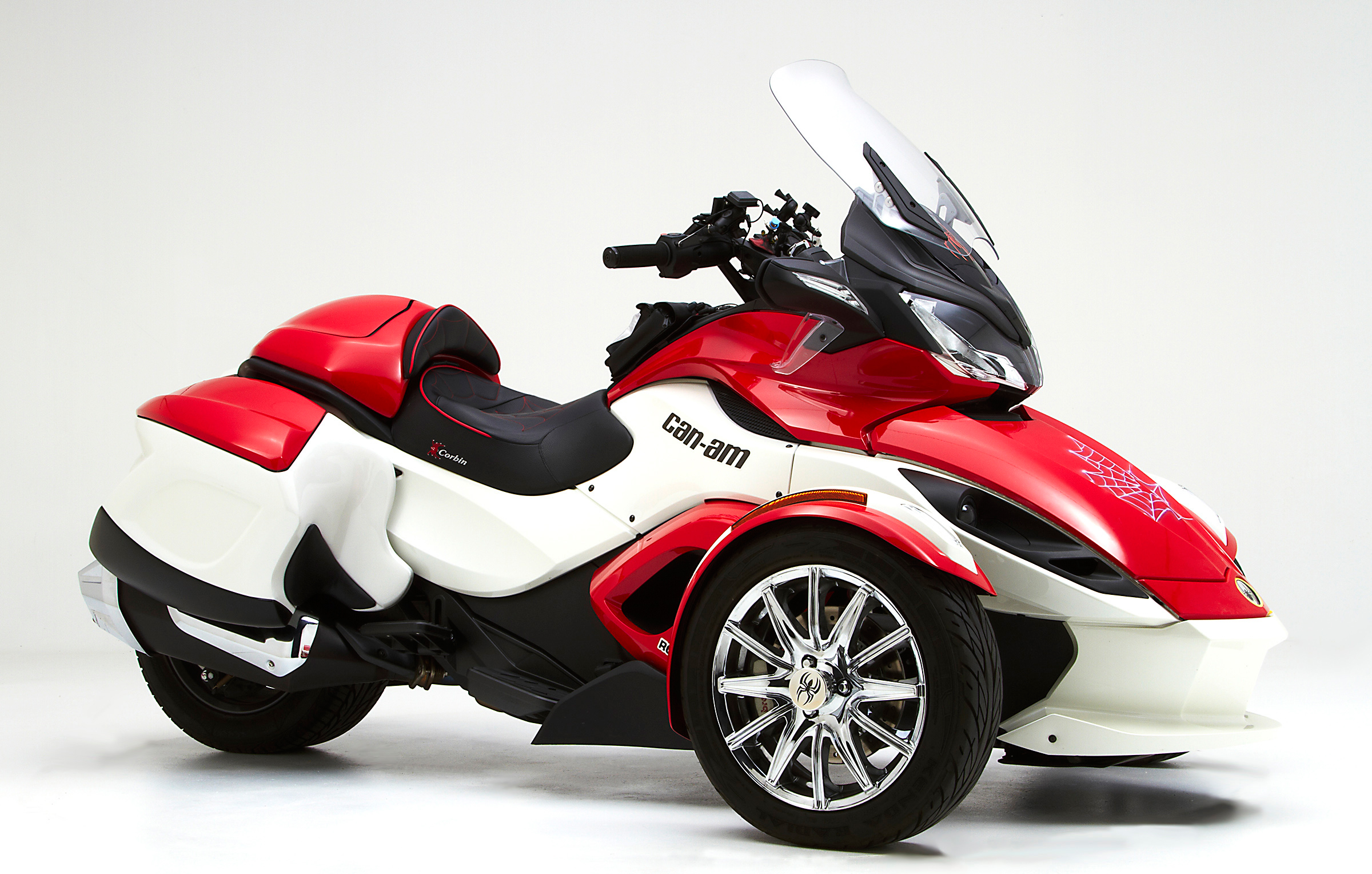 Can-Am Spyder ST-S Limited 2014 images #68685