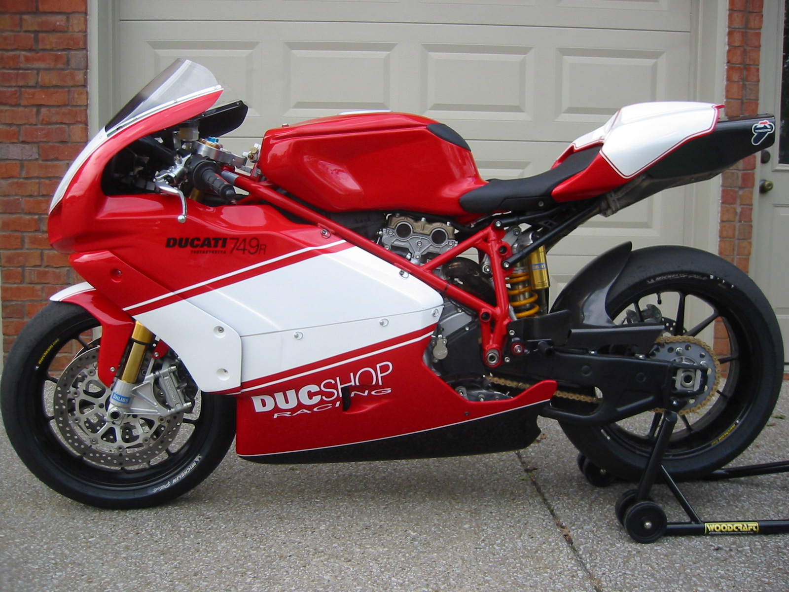 Ducati 749 wallpapers #15533