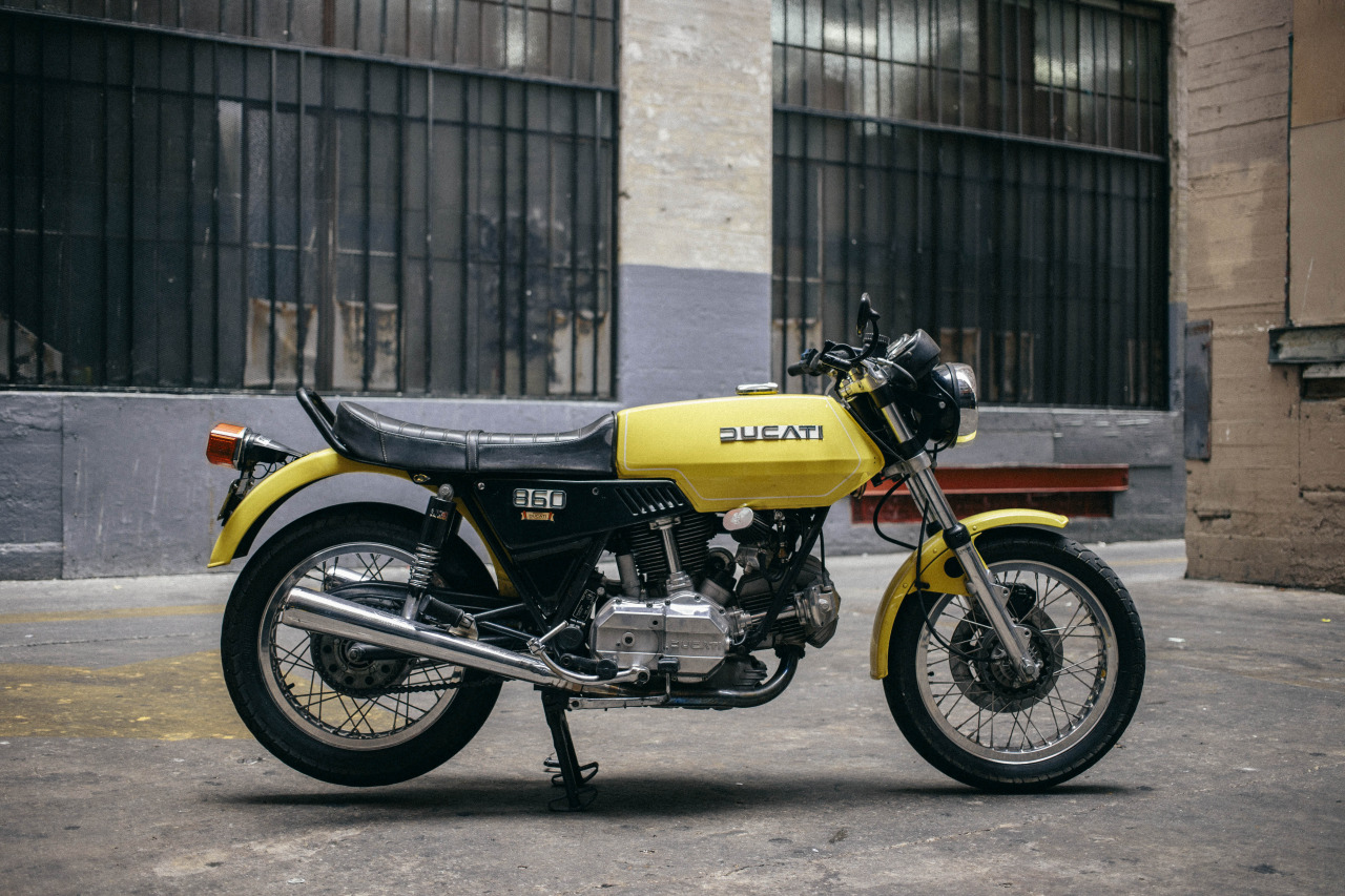 Ducati 860 GTS 1976 wallpapers #160147