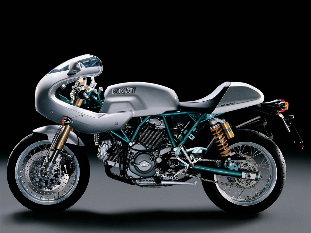 Ducati 900 SS 1975 images #78871