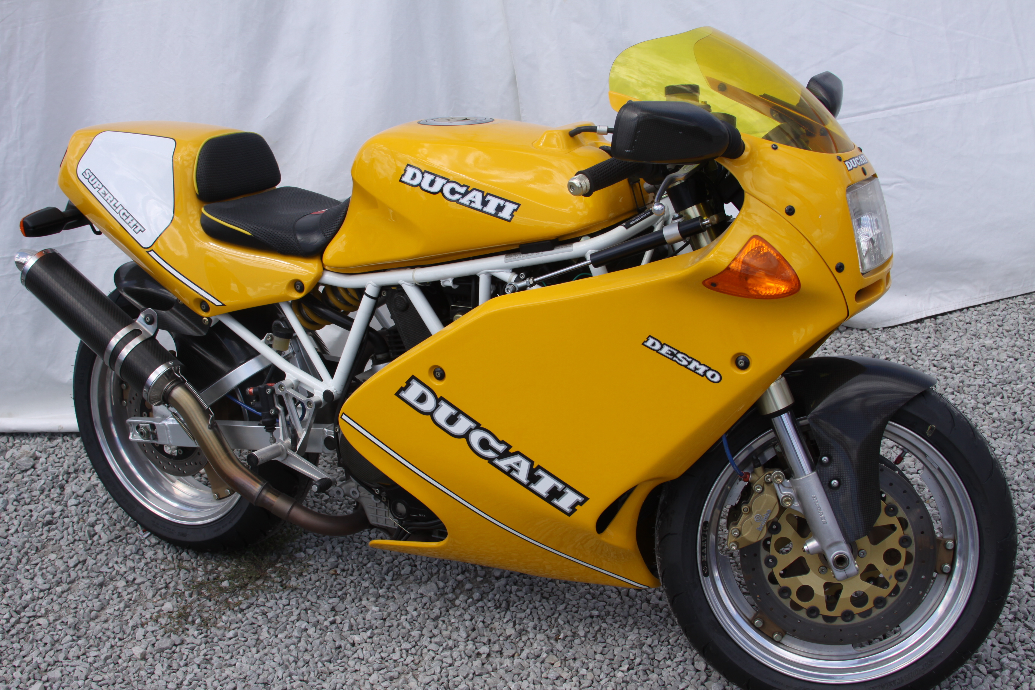 Ducati 900 Superlight 1992 wallpapers #10667