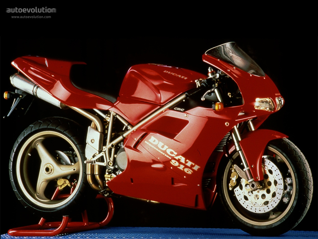 Ducati 916 Strada 1994 wallpapers #134067
