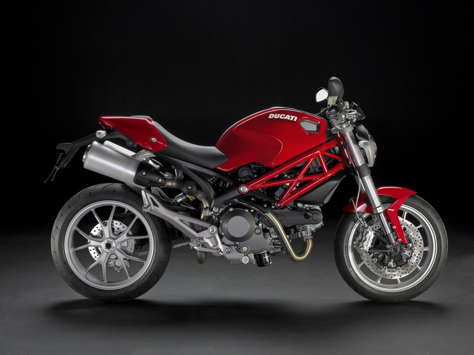 Ducati Monster 1100 2009 wallpapers #12156
