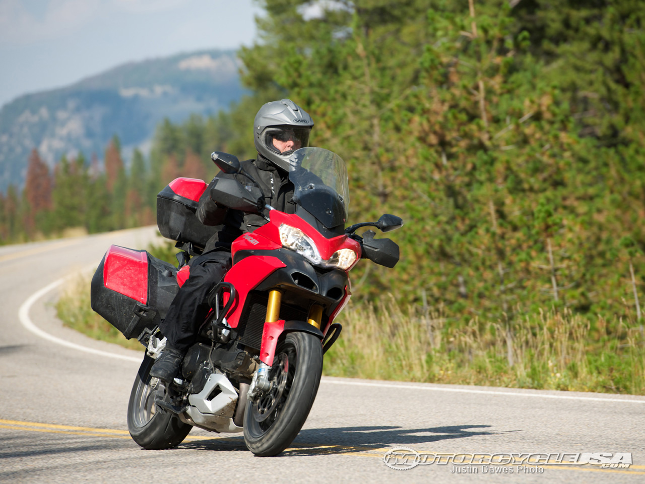 Ducati Multistrada 1200 S Touring wallpapers #163419