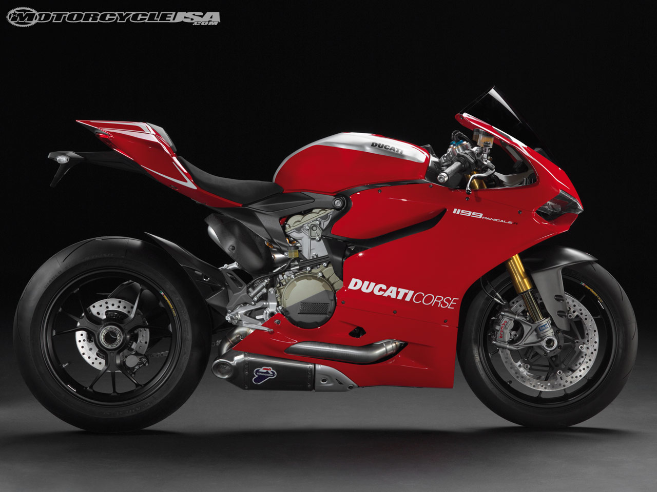 Ducati Superbike 1199 Panigale R 2013 wallpapers #13350