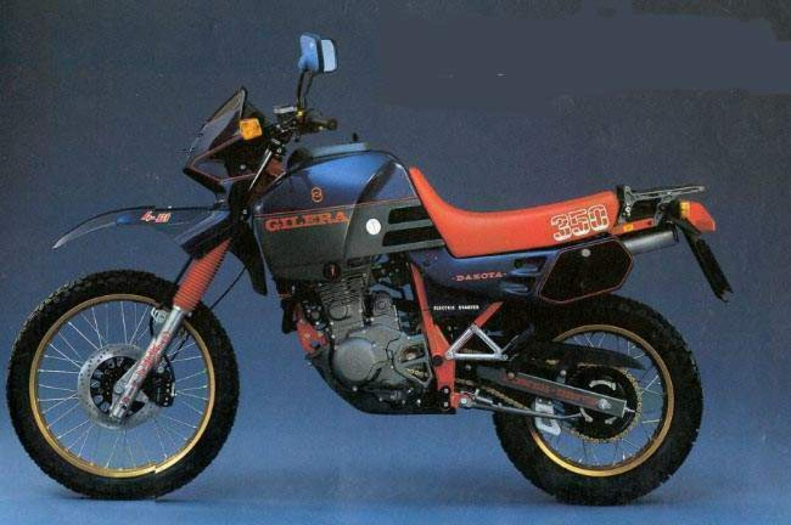 Gilera 350 Dakota 1987 images #158459