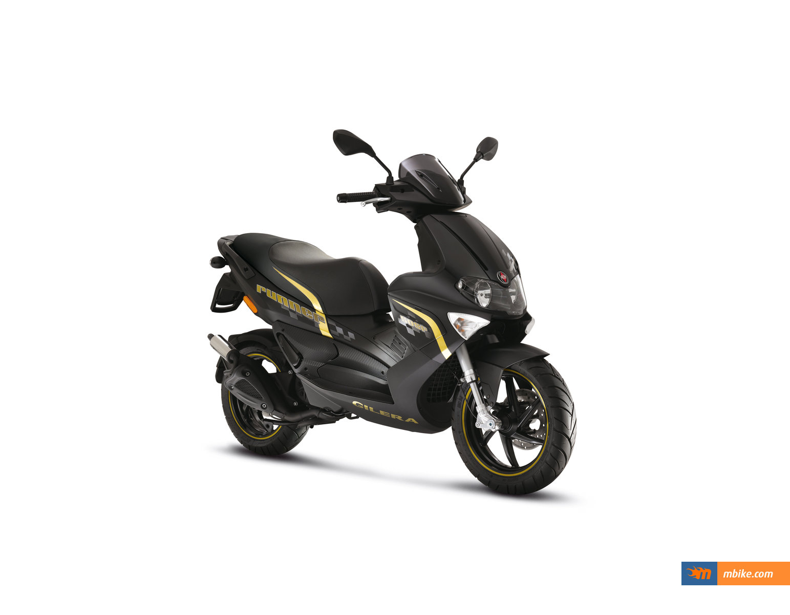 Gilera Runner 50 Black Soul 2015 images #76489