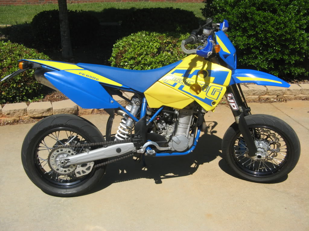 Husaberg FE 650 E 2005 wallpapers #137434