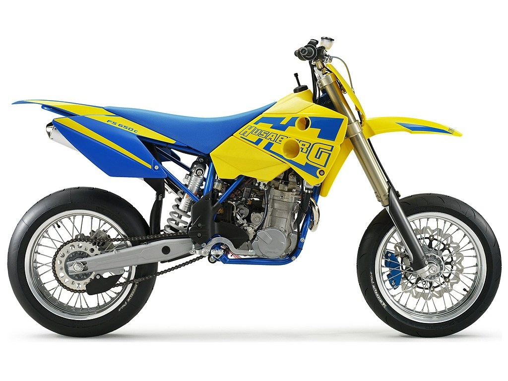 Husaberg FS 650 C 2006 wallpapers #160645
