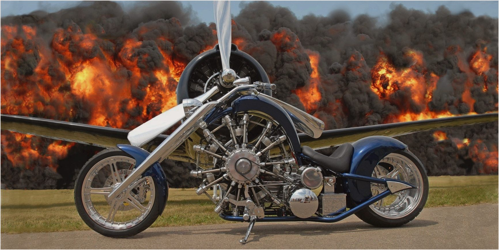 JRL Radial Engine 2007 images #100393
