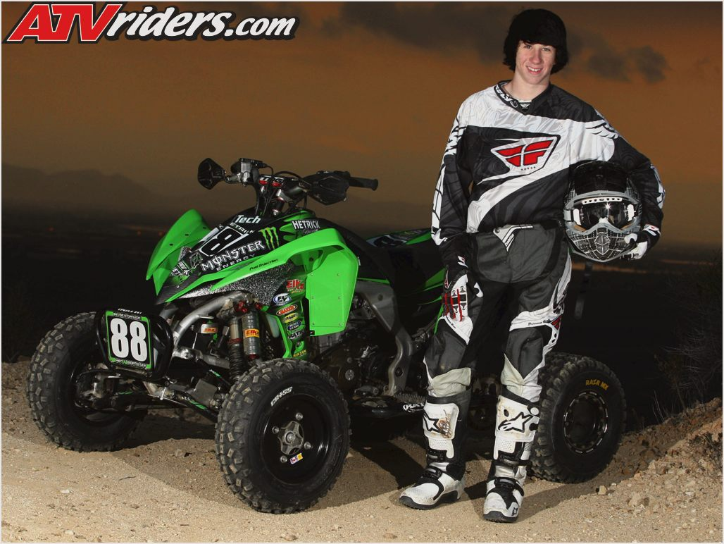 2010 Kawasaki KFX 450 R: pics, specs and information ...