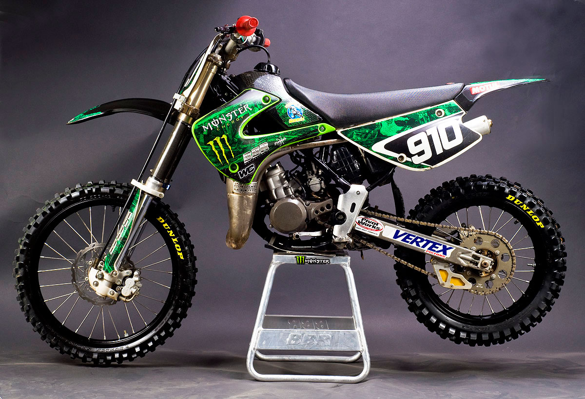 Kawasaki KX 85 II wallpapers #160546