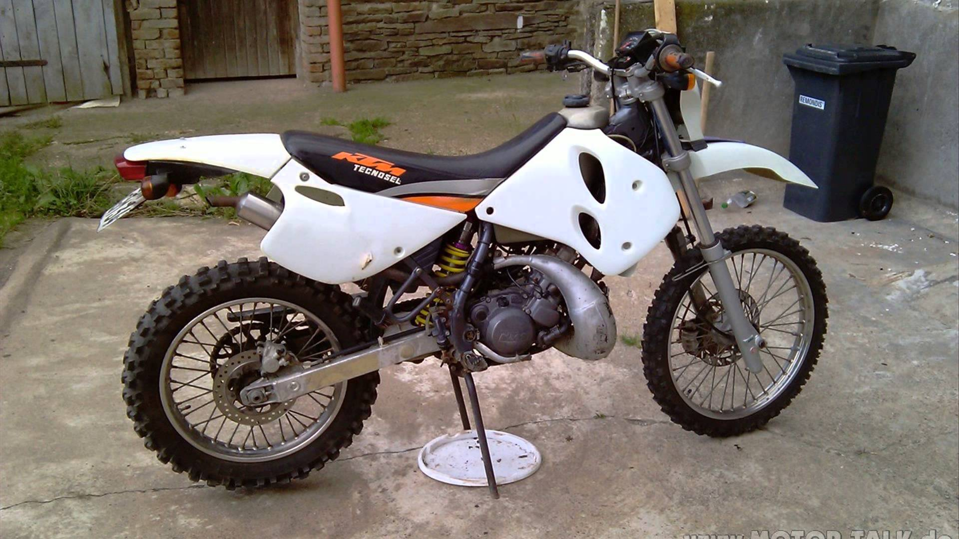 KTM 125 LC2 1998 wallpapers #162129