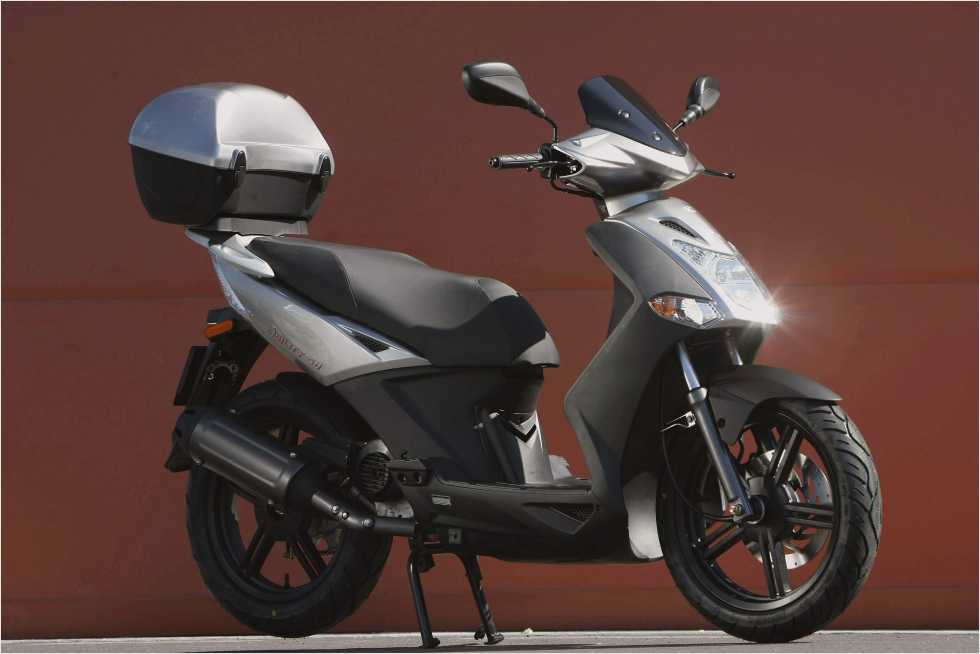 Kymco Agility 50 2007 images #100892