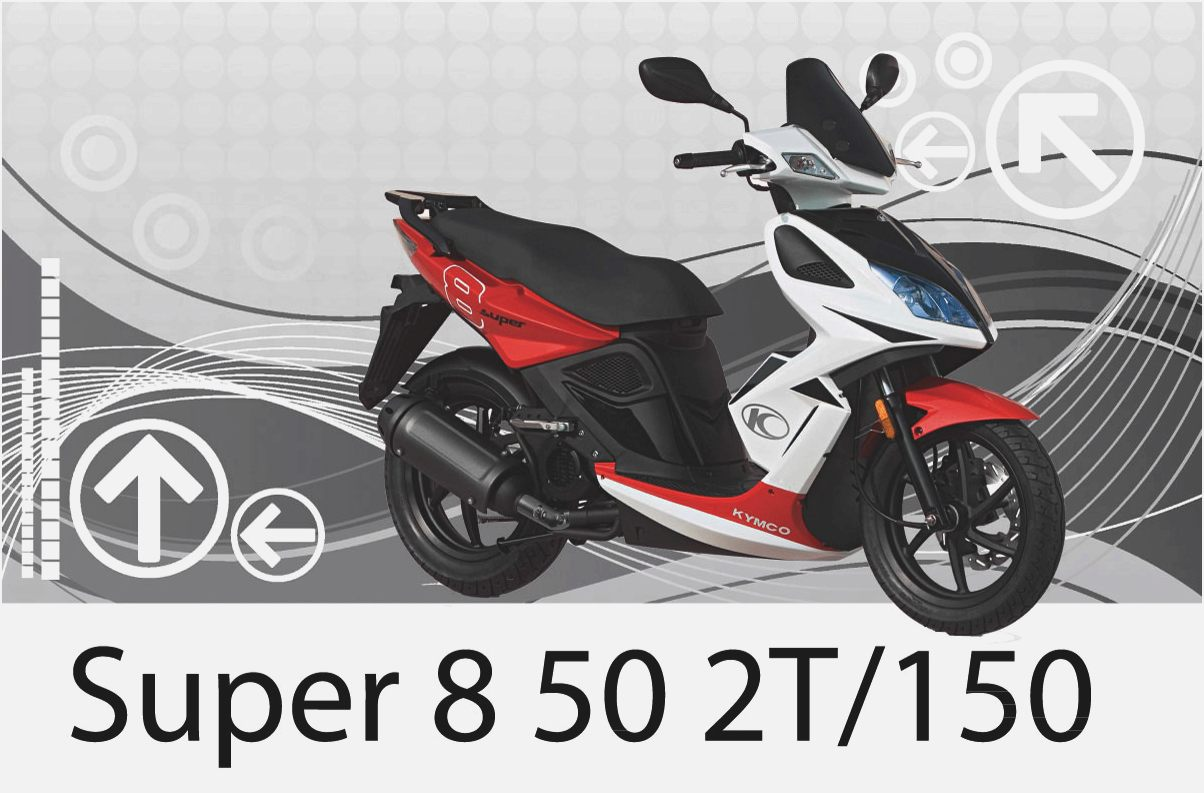 Kymco Scout ZX 50 2003 wallpapers #139225