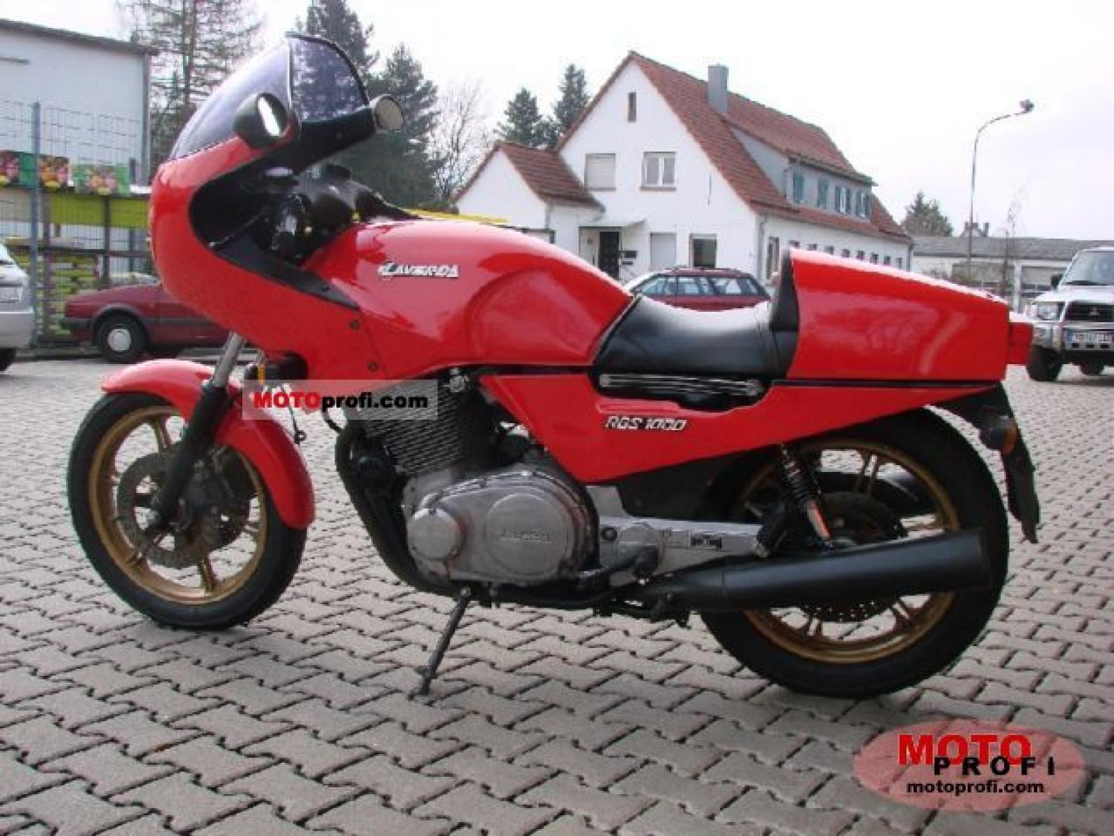 Laverda 1000 wallpapers #139423