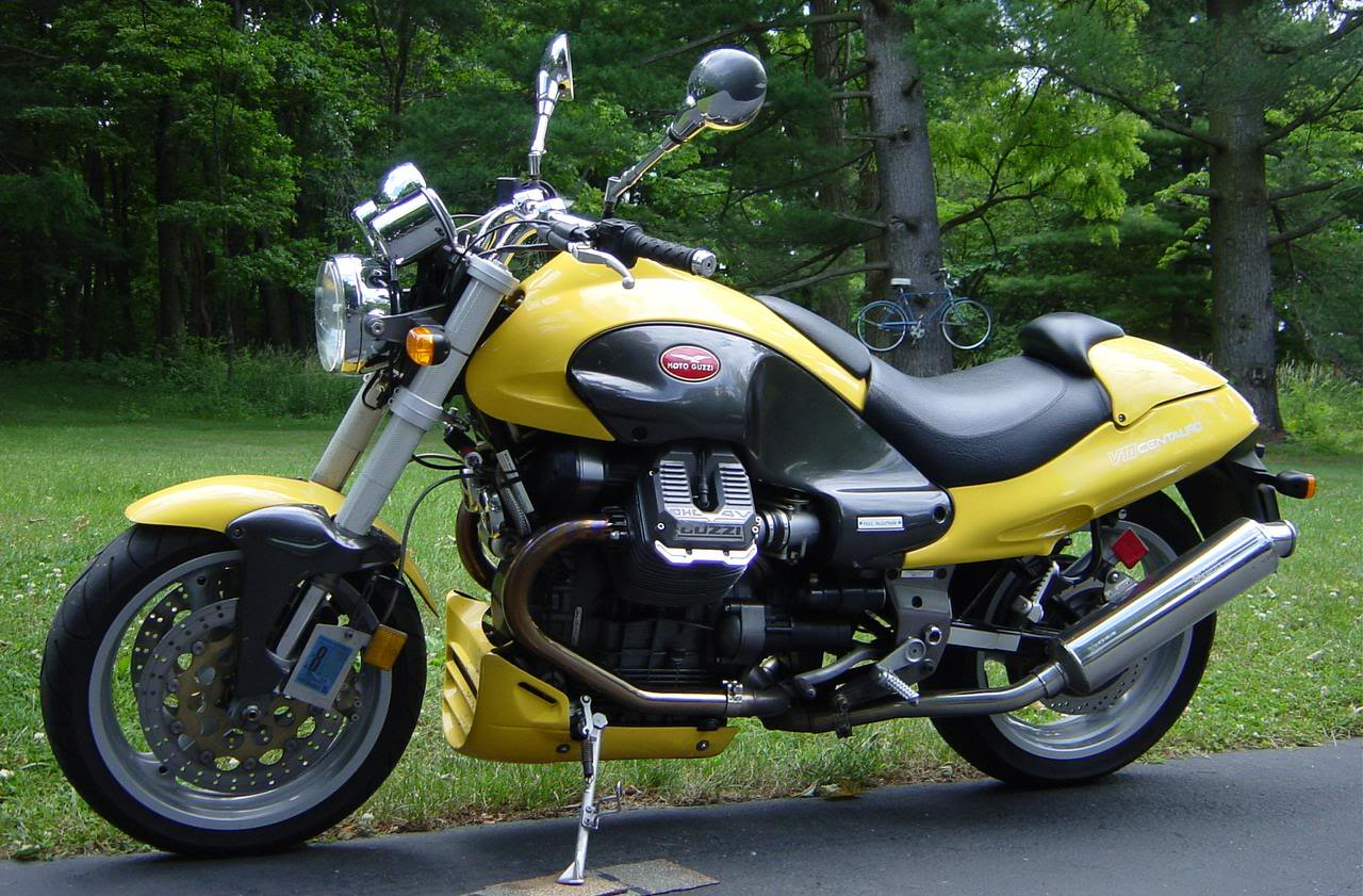 Moto Guzzi California 75 1998 images #108899