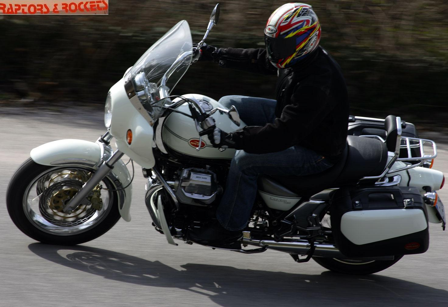 Moto Guzzi California EV 2005 images #173638