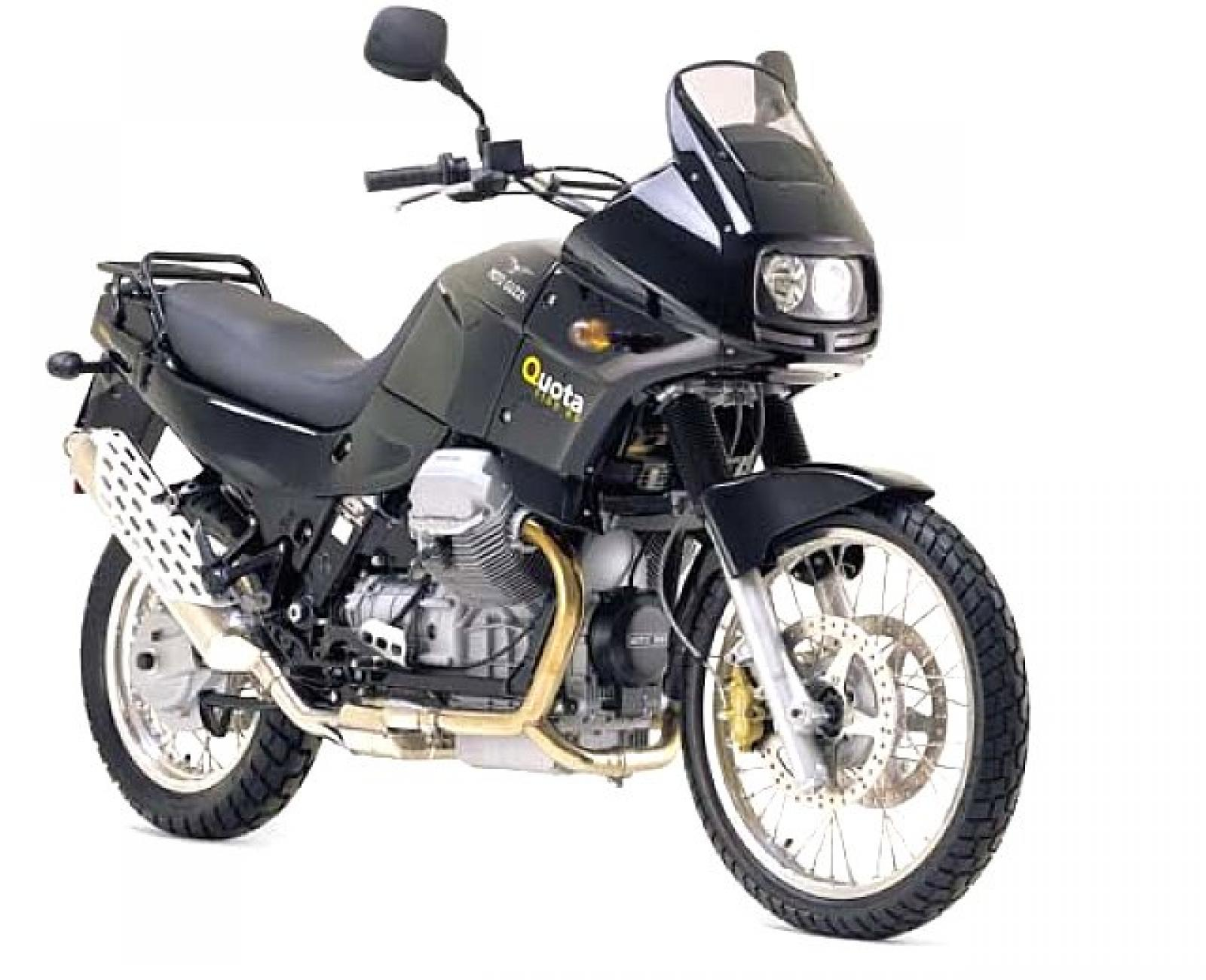 Moto Guzzi Quota 1100 ES 1998 images #145176