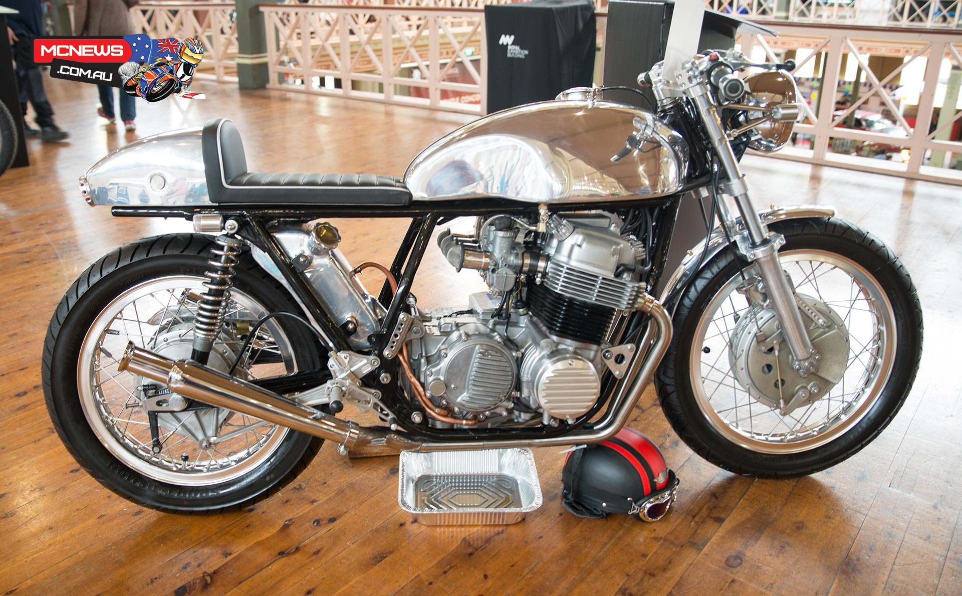 Norton Cafe Racer 750 2004 images #118171