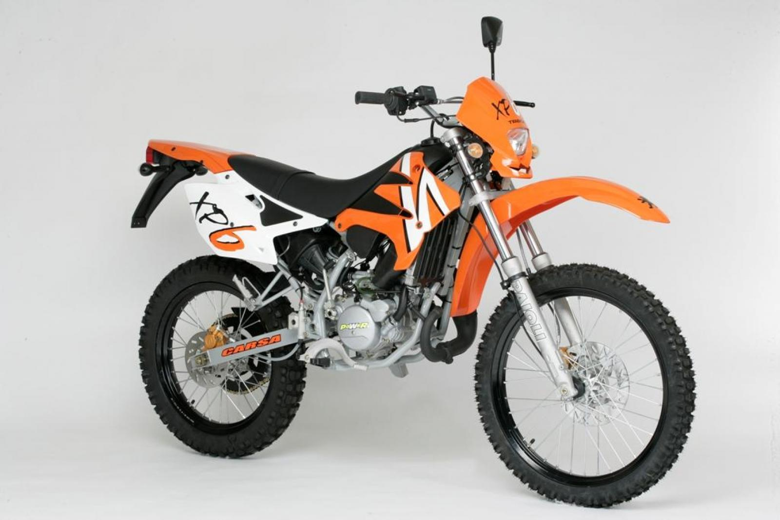 Peugeot XP6 50 Supermotard 2006 images #120124