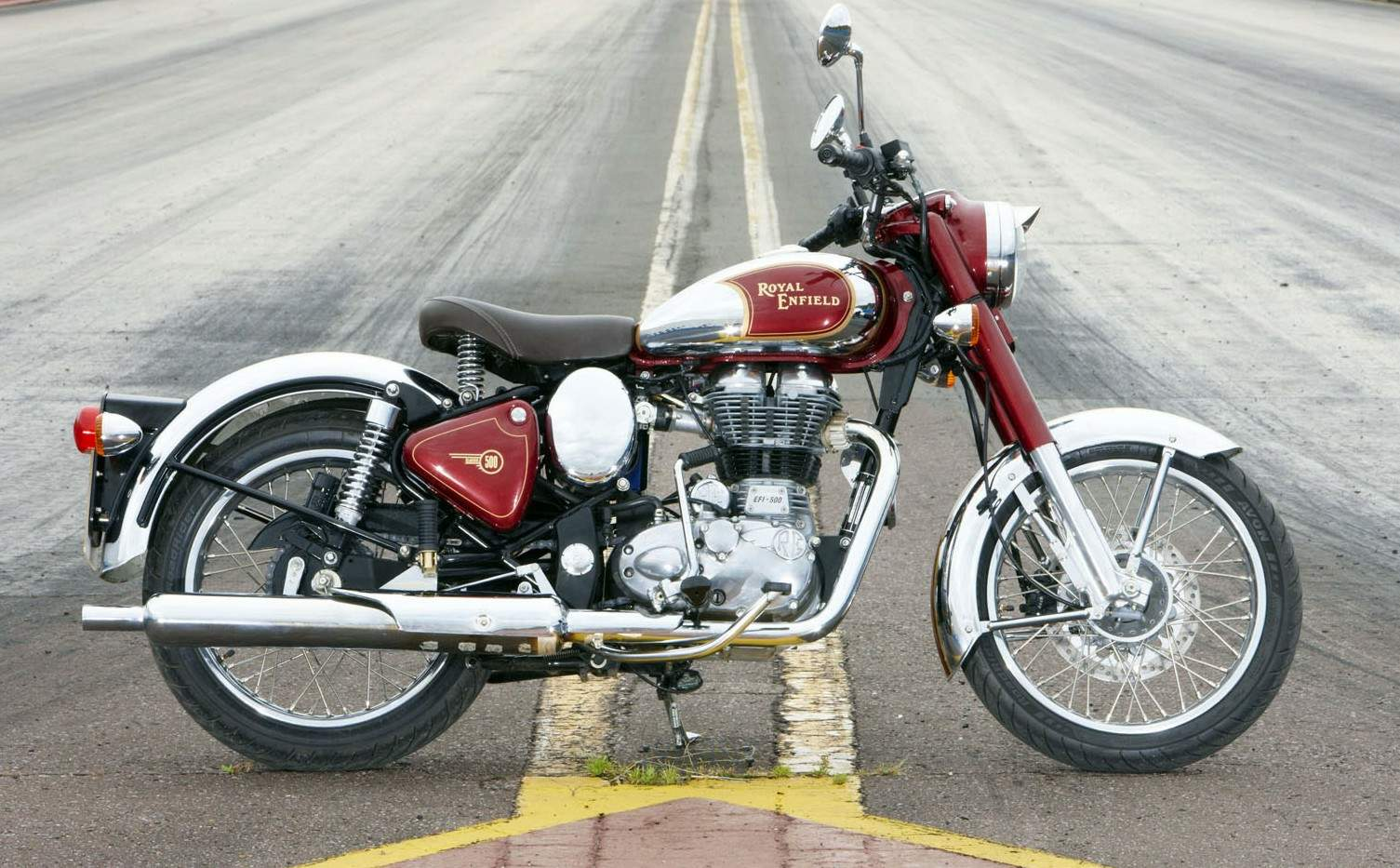 Royal Enfield Bullet 350 Classic 2008 images #123484