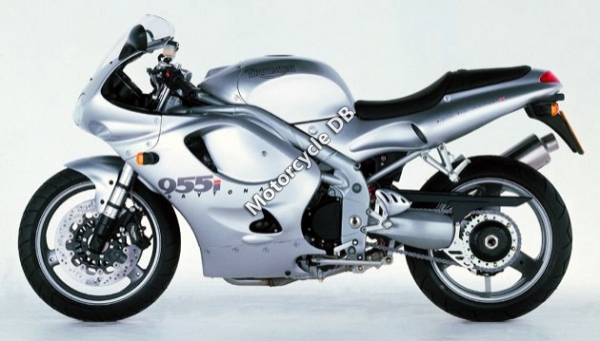Triumph Daytona 750 reduced effect #2 1991 images #158858