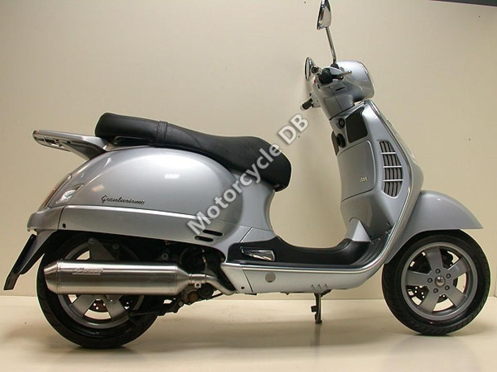 Vespa Granturismo 200 2008 wallpapers #132486