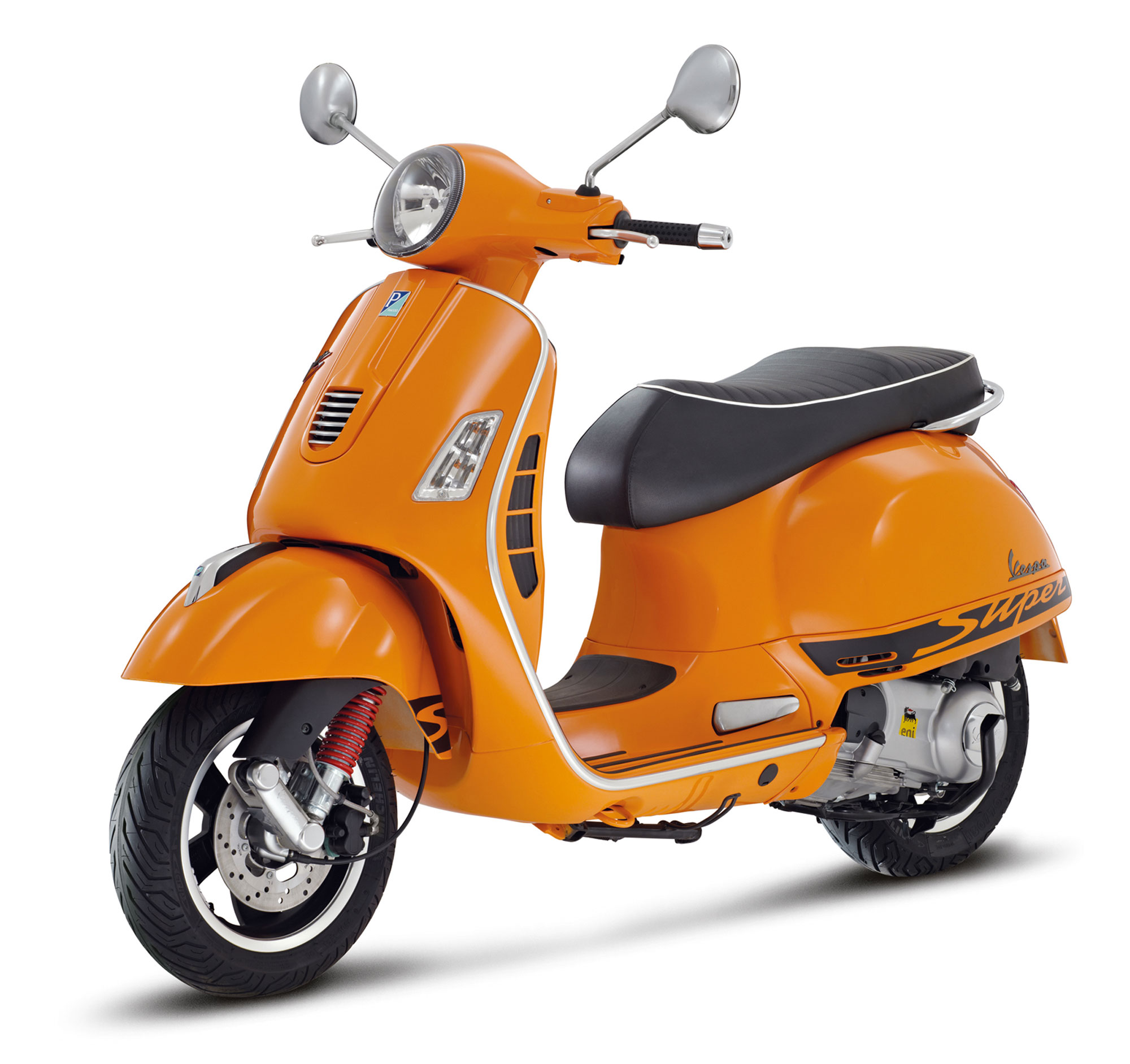 Vespa GTS SuperSport 125 ie 2011 images #129006