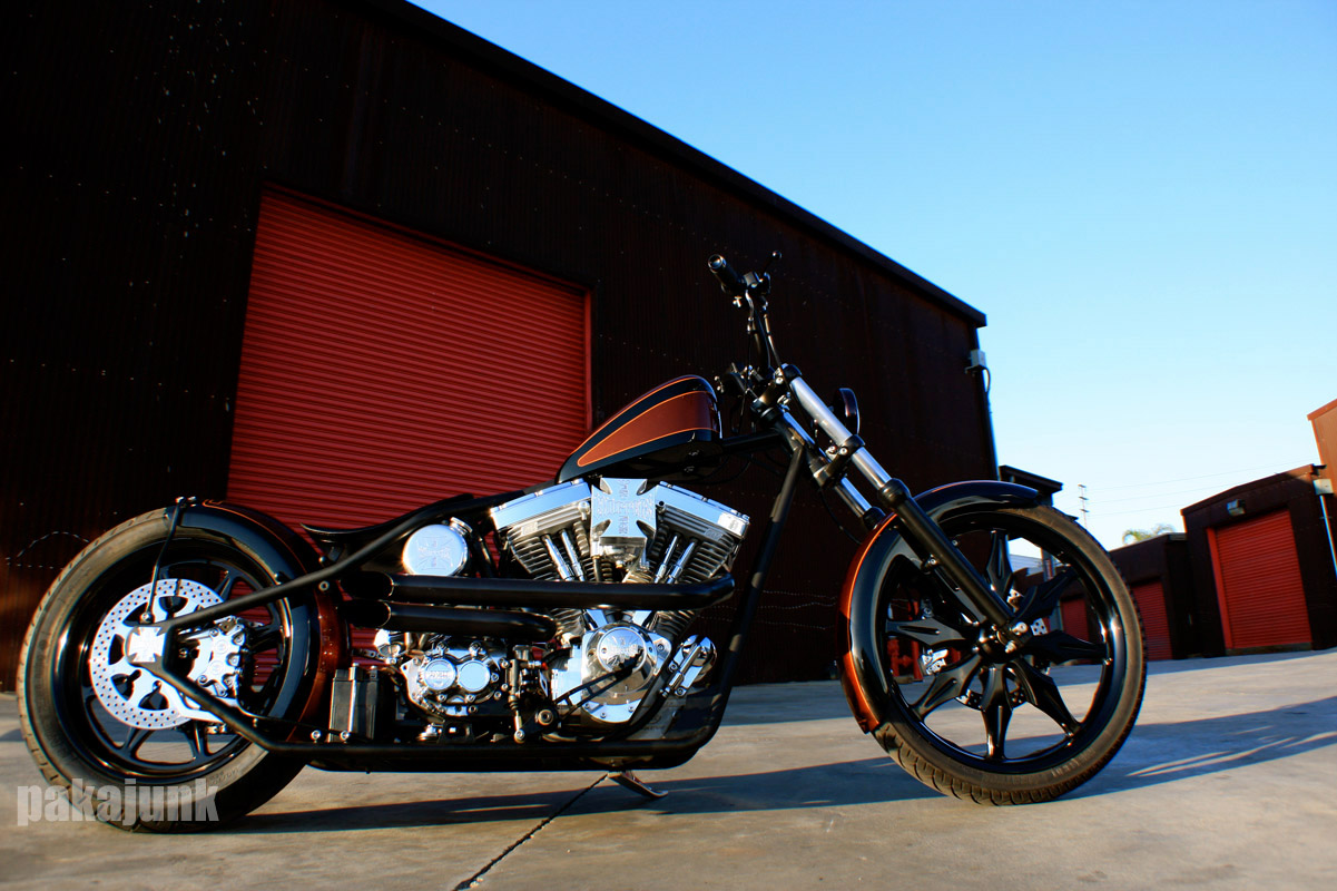 West Coast Choppers CFL II 2010 wallpapers #131290