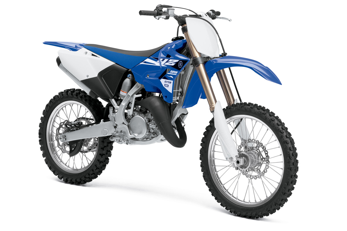 Yamaha YZ 125 1997 wallpapers #136243