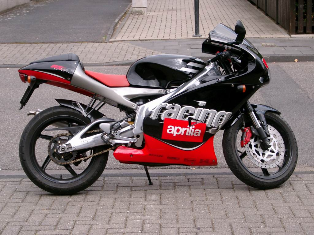 Aprilia RS 125 1998 wallpapers #171352