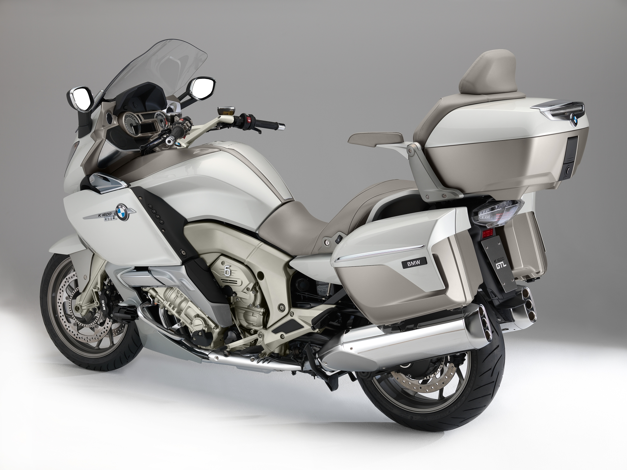 BMW K1600 GTL Exclusive 2014 images #166296