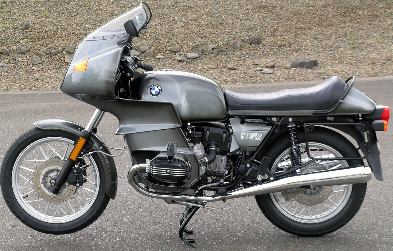 BMW R100RS 1981 images #4622