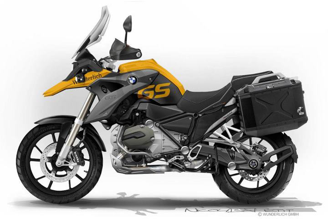 BMW R1200GS 2013 images #145771