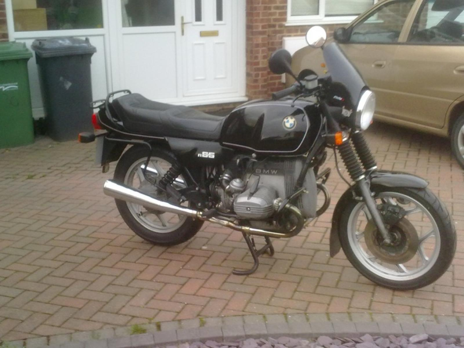 BMW R65 (reduced effect) 1989 images #14540