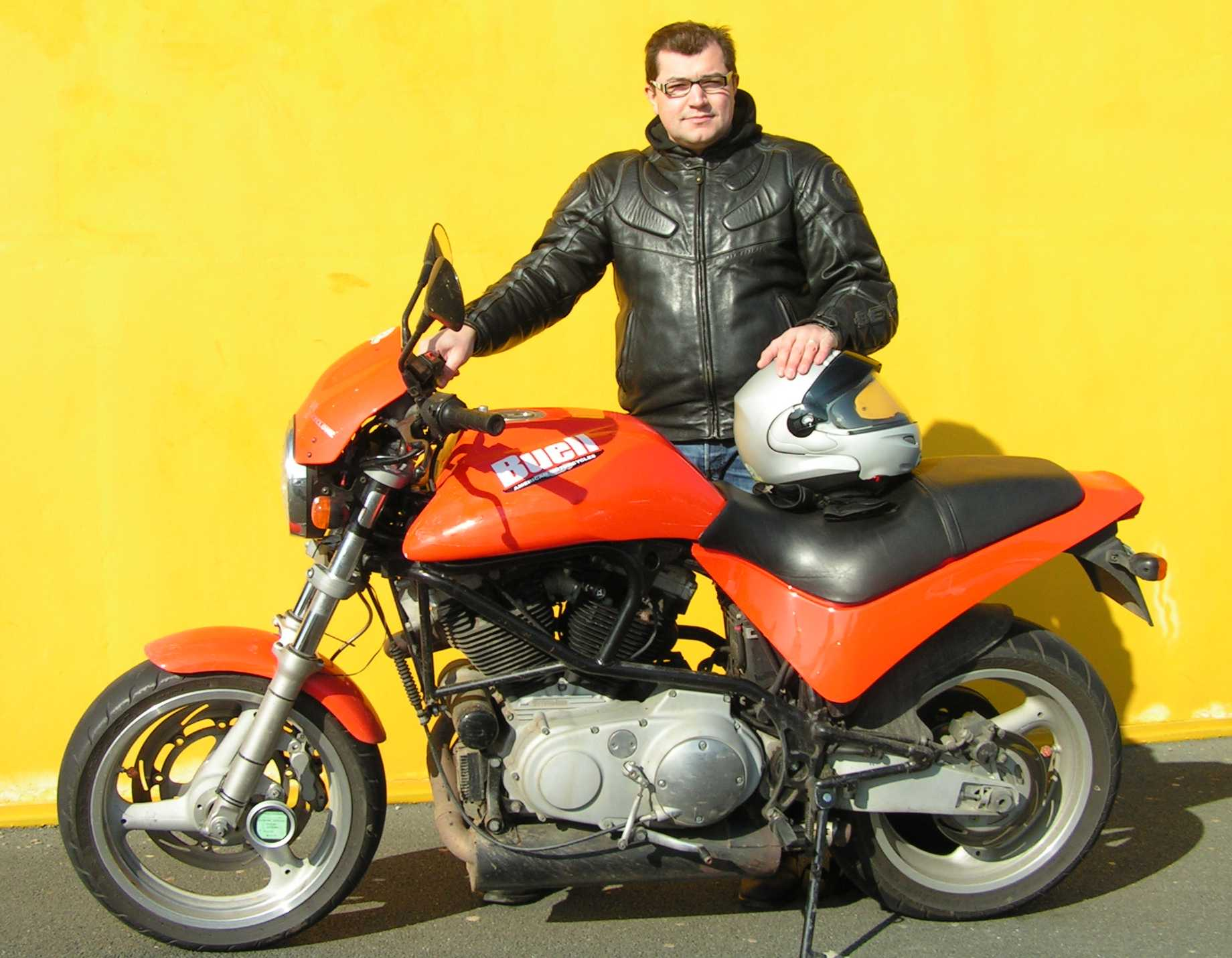 Buell M2 Cyclone 2001 images #65522