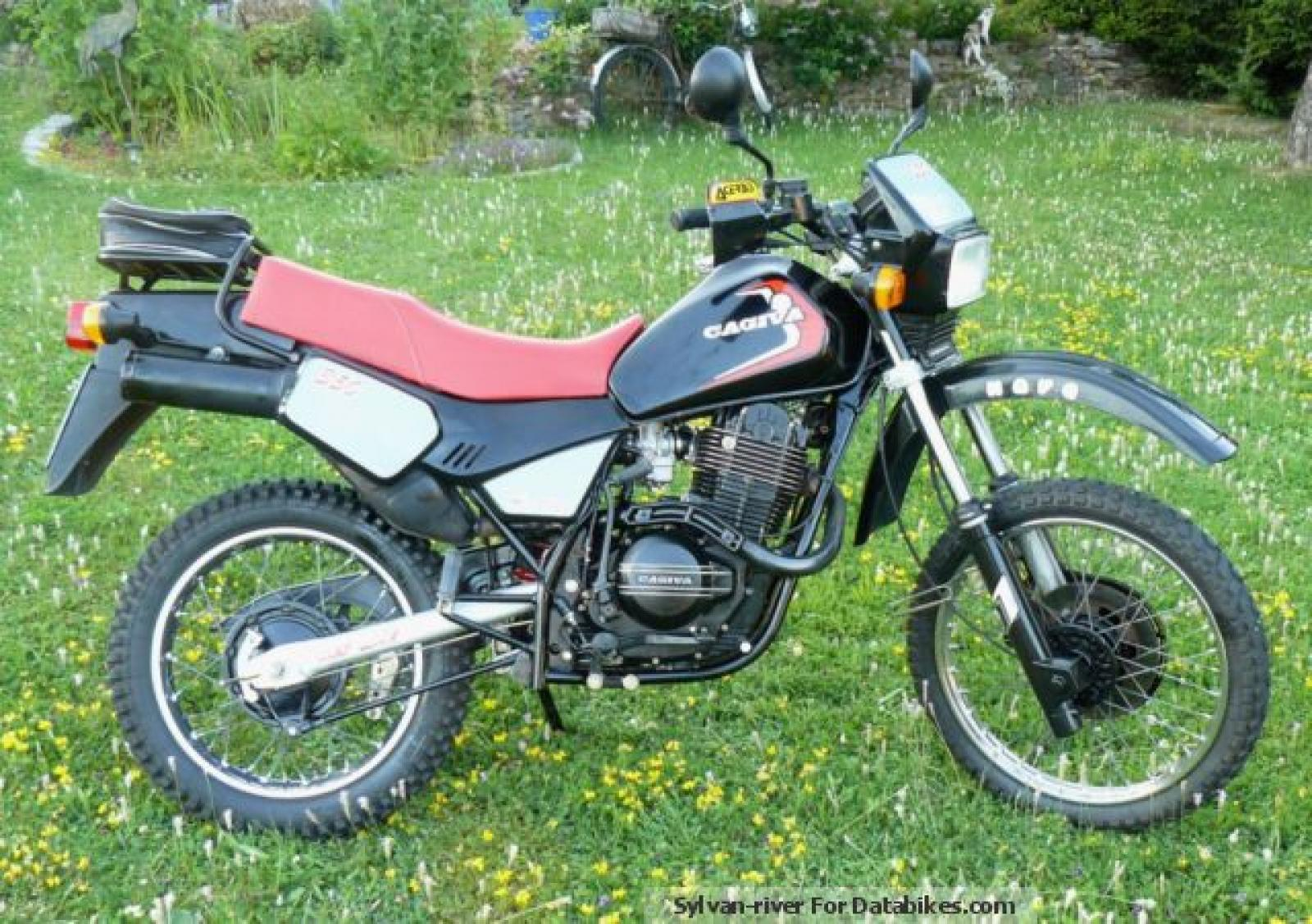 Cagiva SX 250 1983 images #67995