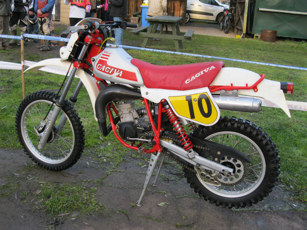 Cagiva SX 350 1979 images #66619