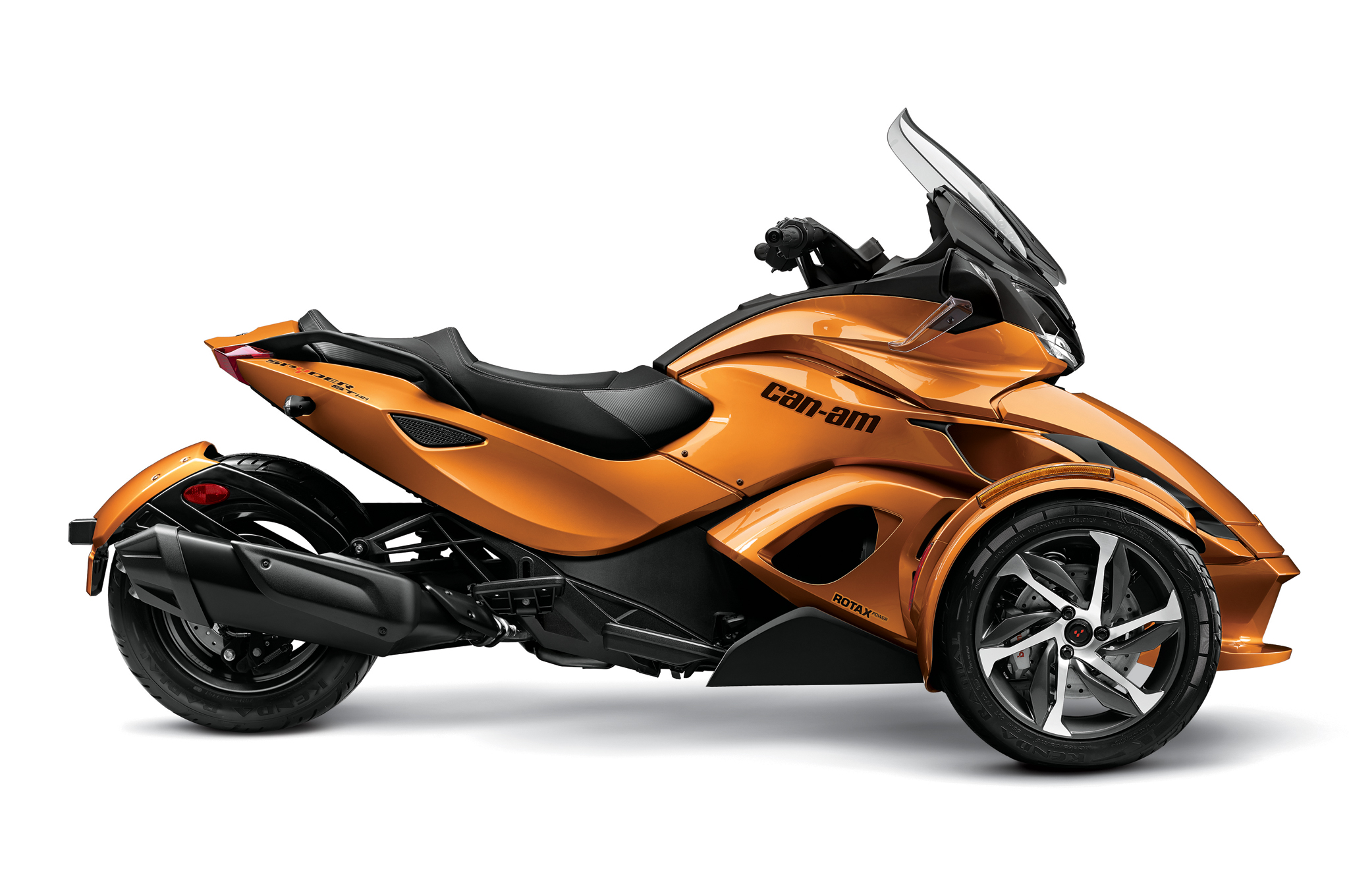 Can-Am Spyder RS-S 2014 images #153601