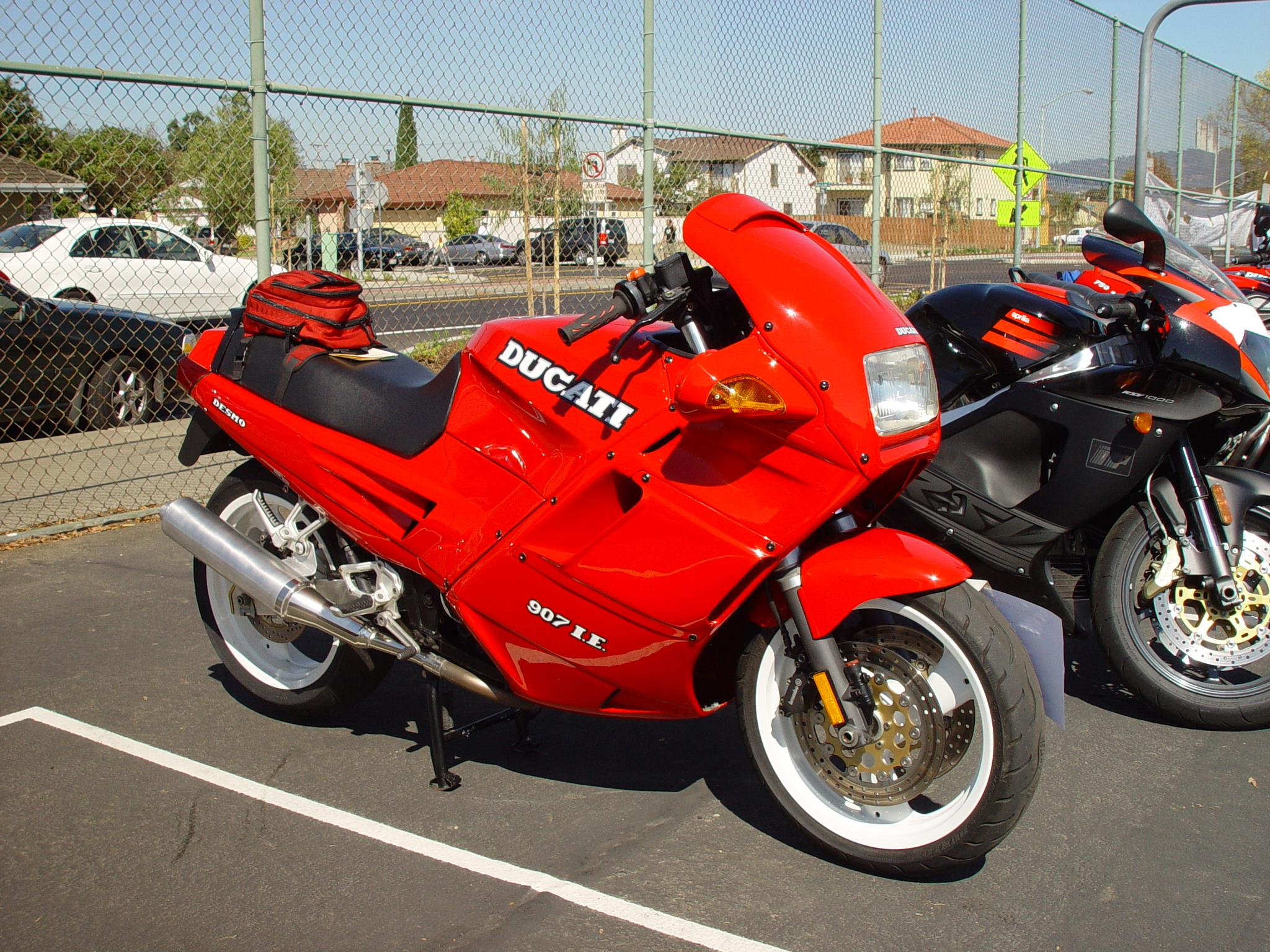 Ducati 907 i.e. 1993 wallpapers #168488
