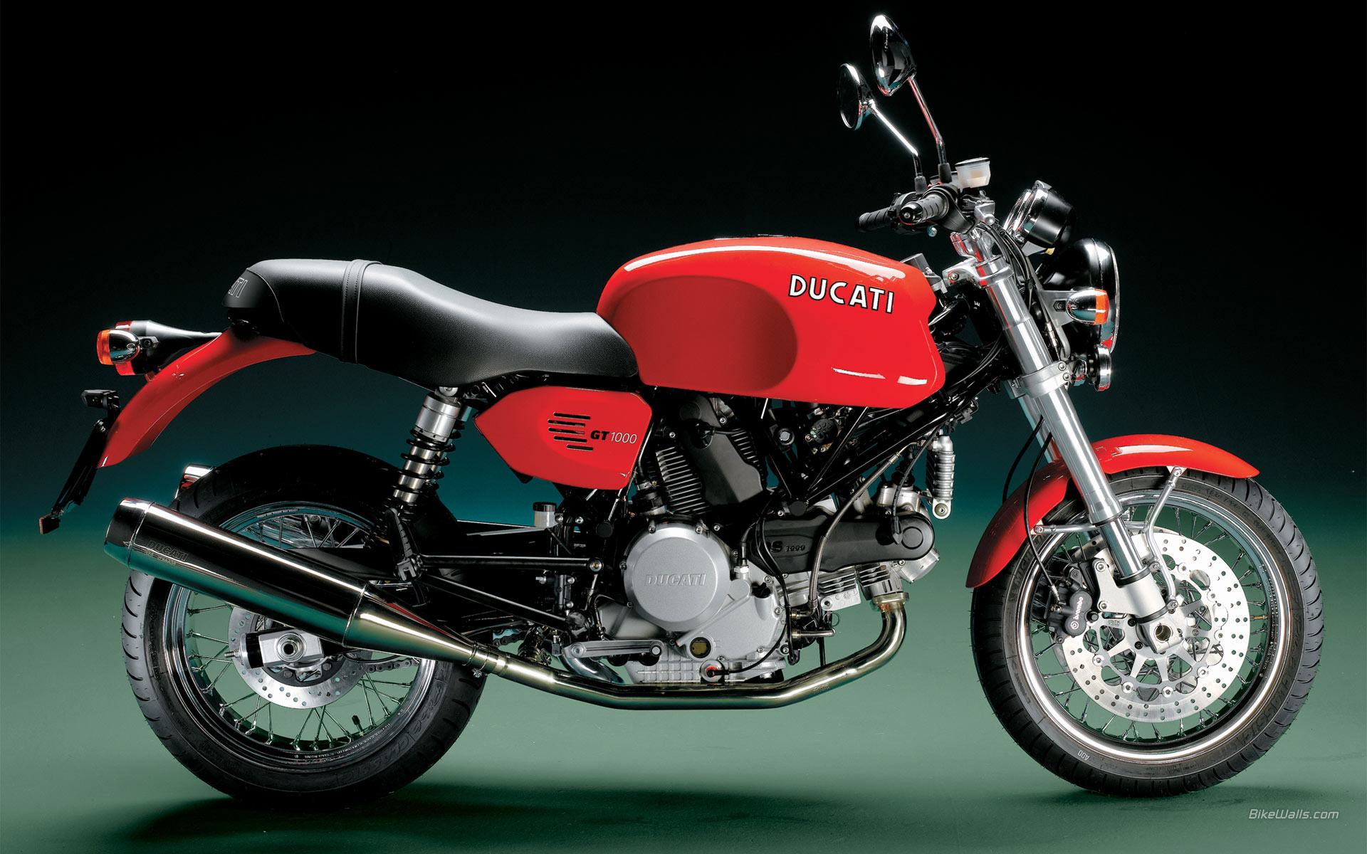 Ducati GT 1000 2006 wallpapers #171949