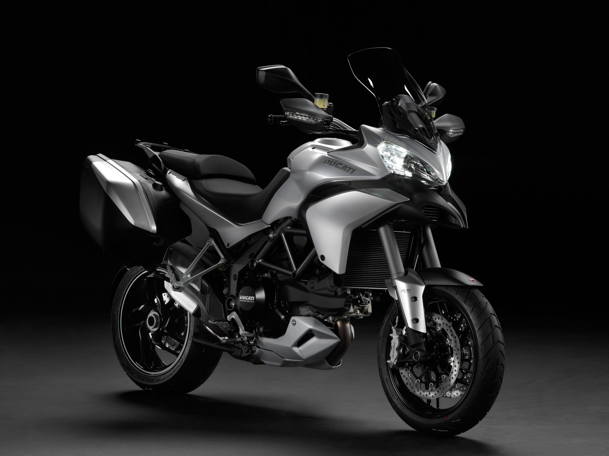 Ducati Multistrada 1200 S Granturismo 2013 wallpapers #148345